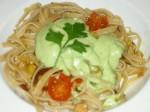espaguettis-con-tempe-y-salsadeaguacate