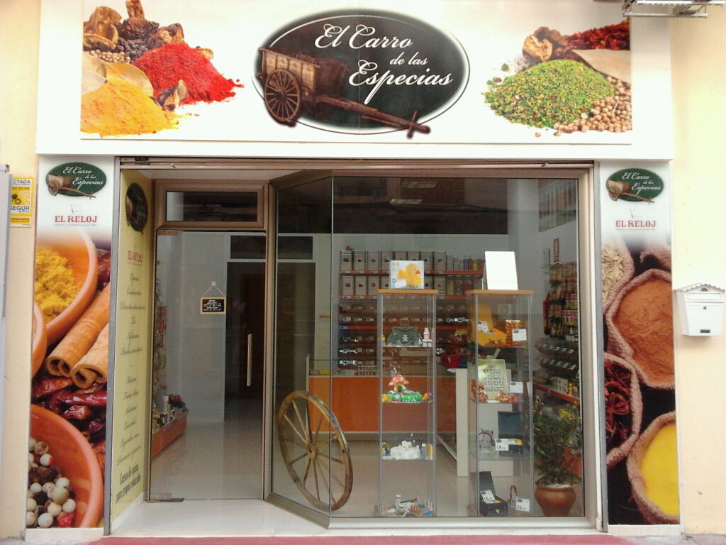 c6668b102bf Fachada tienda - Eco Oasis