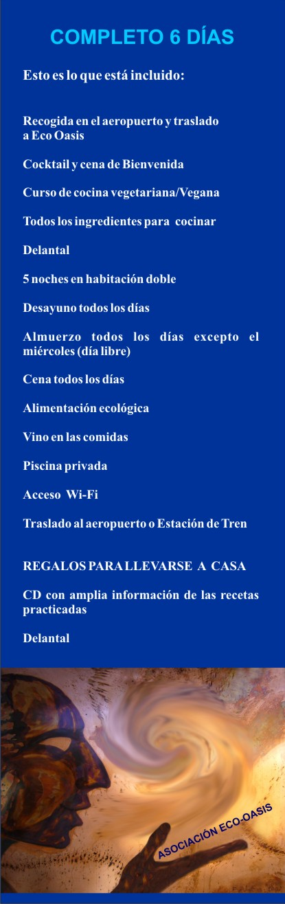Pack Completo Eco Oasis