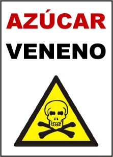 Azúcar veneno legal